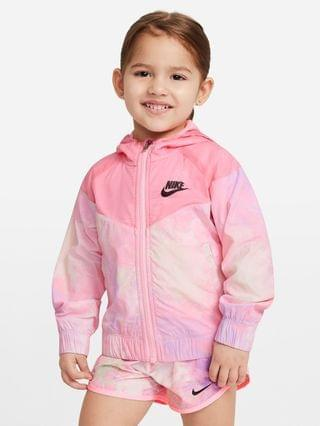 KIDS Toddler Full-Zip Jacket Nike Sportswear Windrunner
