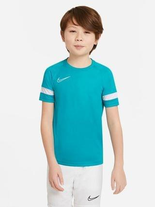 KIDS Big Kids' Short-Sleeve Soccer Top Nike Dri-FIT Academy