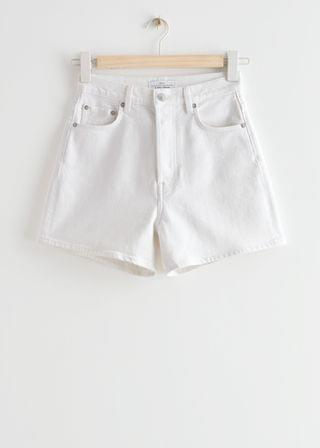 WOMEN Forever Cut Jeans Shorts