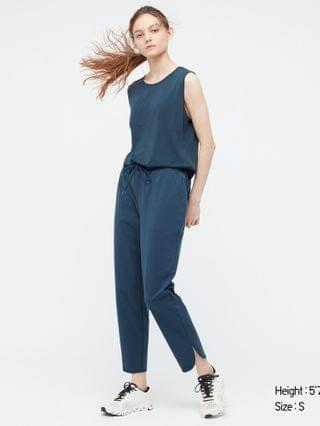 WOMEN ultra stretch active ankle-length pants (theory)