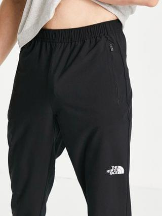 The North Face Door to Trail sweatpants in black
