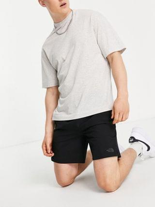 The North Face Wander shorts in black