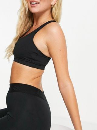 WOMEN Cotton On seamless bralette in black - part of a set