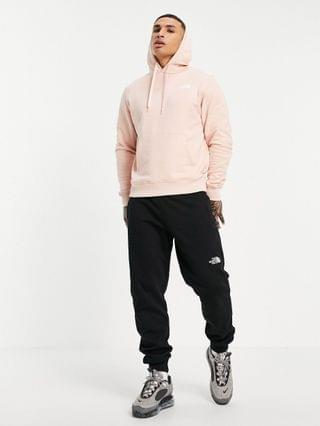 The North Face Back print Graphic hoodie in pink Exclusive at