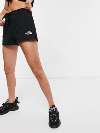 WOMEN The North Face Mix and Match shorts in black Exclusive to