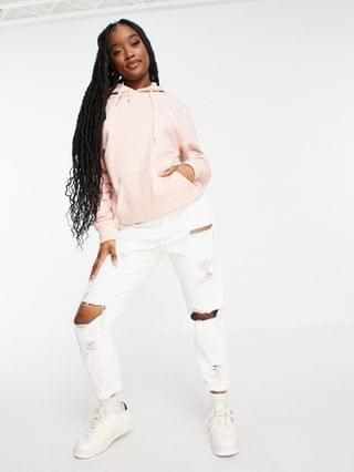 WOMEN The North Face Faces hoodie in pink Exclusive to