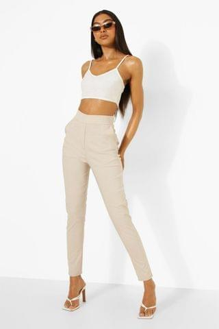 WOMEN Tall Stretch Tapered Trouser