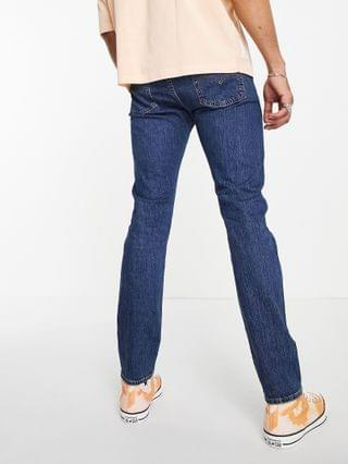 TEST LEVI Levi's 510 skinny fit jeans in mid blue wash