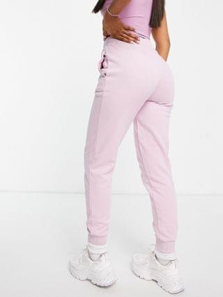 WOMEN Guess coordinating sweatpants in pink