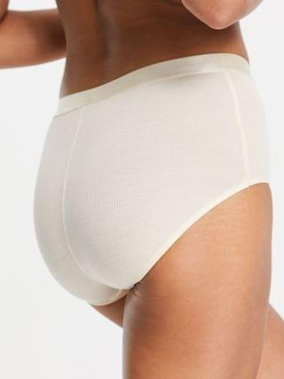 WOMEN Free People snaps panty in off white