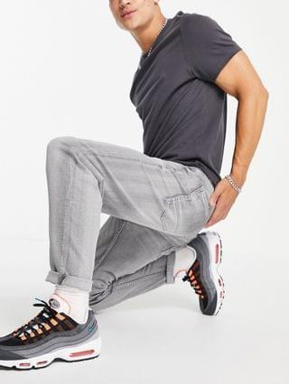 New Look original fit jeans in gray