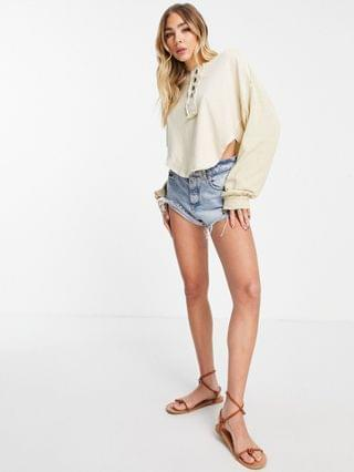 WOMEN We The Free by Free People Melodi henley top