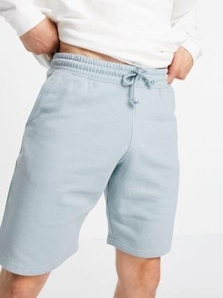 New Look jersey shorts in blue - part of a set