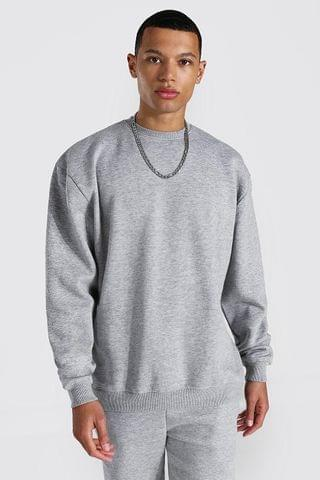 MEN Tall Recycled Oversized Sweater