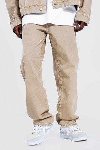 MEN Relaxed Fit Jean