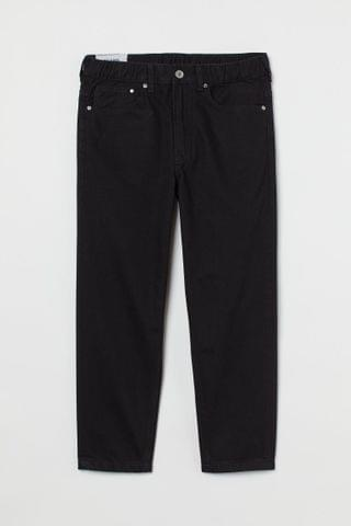 MEN Relaxed Tapered Pull-on Jeans