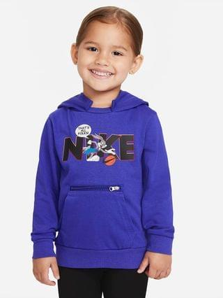 KIDS Toddler Pullover Hoodie Nike Dri-FIT x Space Jam A New Legacy