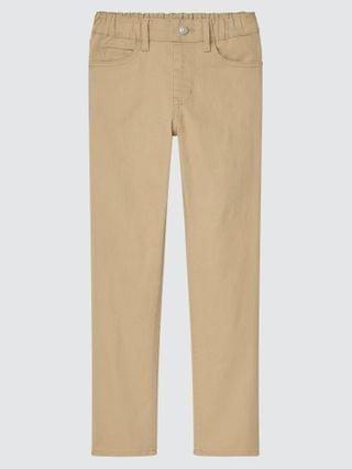 KIDS ultra stretch pull-on slim-fit pants (online exclusive)