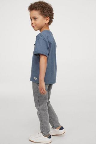 KIDS Relaxed Fit Stretch Jeans