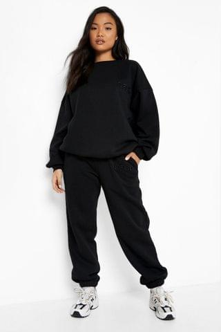 WOMEN Petite Ofcl Embroidered Jogger