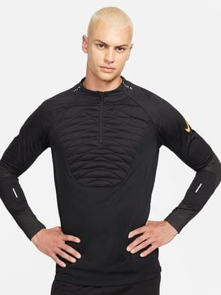 MEN Soccer Drill Top Nike Therma-Fit Strike Winter Warrior