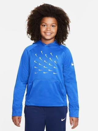 KIDS Big Kids' (Boys') Graphic Training Hoodie (Extended Size) Nike Therma-FIT
