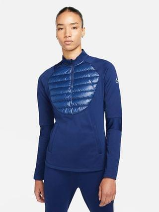 WOMEN Soccer Drill Top Nike Therma-FIT Academy Winter Warrior